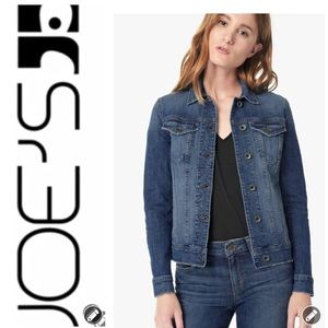 NWT Joe's Jeans Ashley Jean Jacket